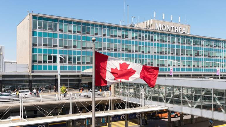 Aéroport international Pierre-Elliott-Trudeau de Montréal (YUL)