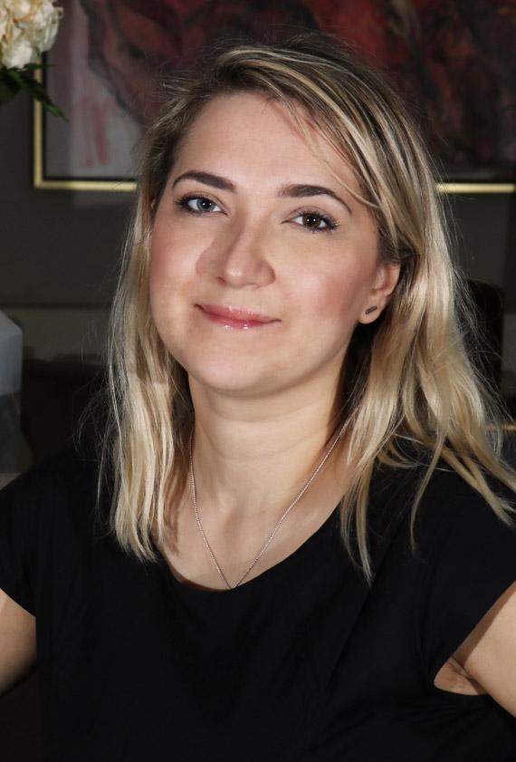 Maria Tsvetailo